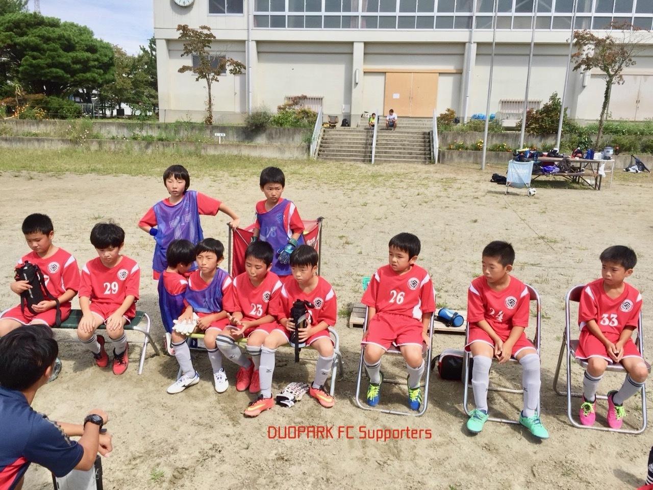 【U-9 くまがい杯 泉予選】vs ACジュニオール & KAMURI September 17, 2018_c0365198_23100203.jpg
