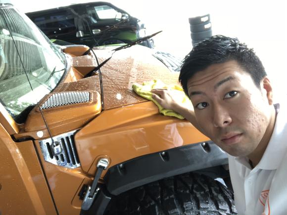 9月18日(火)TOMMYBASE スタッフブログ ☆H様アルファード納車☆_b0127002_13073041.jpg