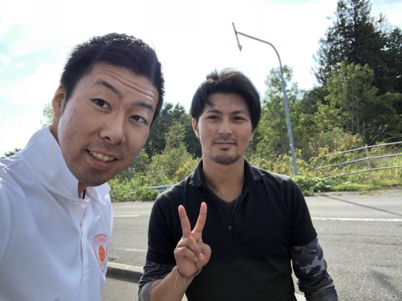 9月18日(火)TOMMYBASE スタッフブログ ☆H様アルファード納車☆_b0127002_13094137.jpg