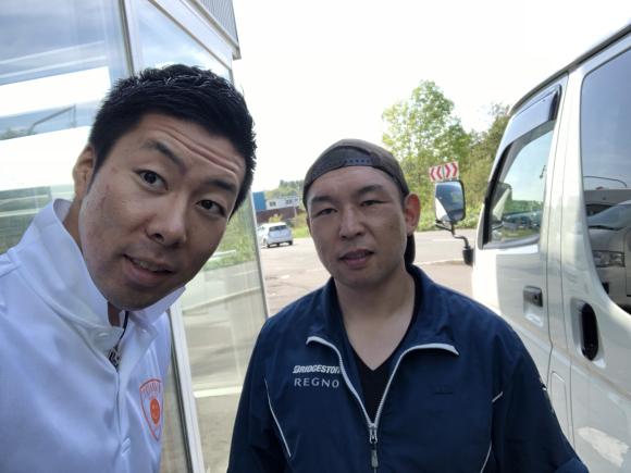 9月18日(火)TOMMYBASE スタッフブログ ☆H様アルファード納車☆_b0127002_13170797.jpg