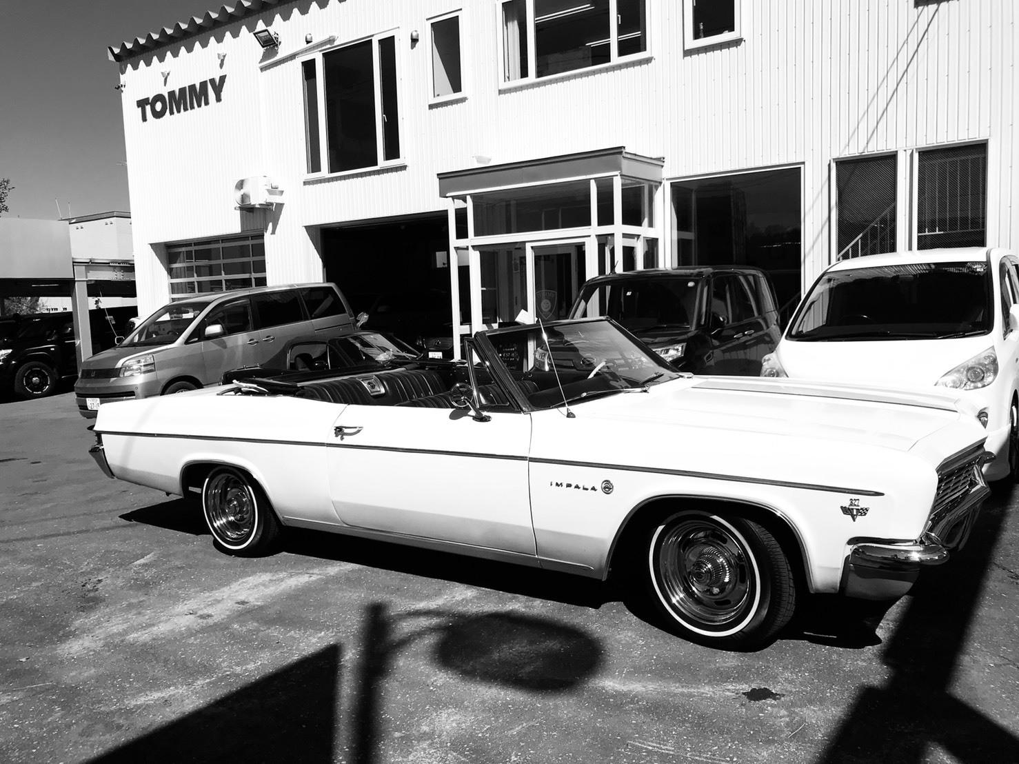 9月18日 火曜日の本店ブログ★キャンピングレンタカーありますよ♪ ランクル ハマー ハイエース _b0127002_17413872.jpg