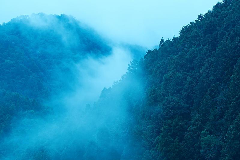 雨の里景色@美山茅葺きの里_f0032011_20412738.jpg