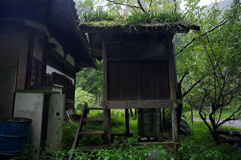 雨の里景色@美山茅葺きの里_f0032011_20422529.jpg