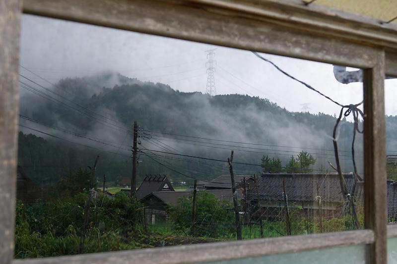 雨の里景色@美山茅葺きの里_f0032011_20430491.jpg