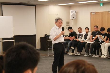 【青学WSD】29期講座がスタートしました_a0197628_15582076.jpg