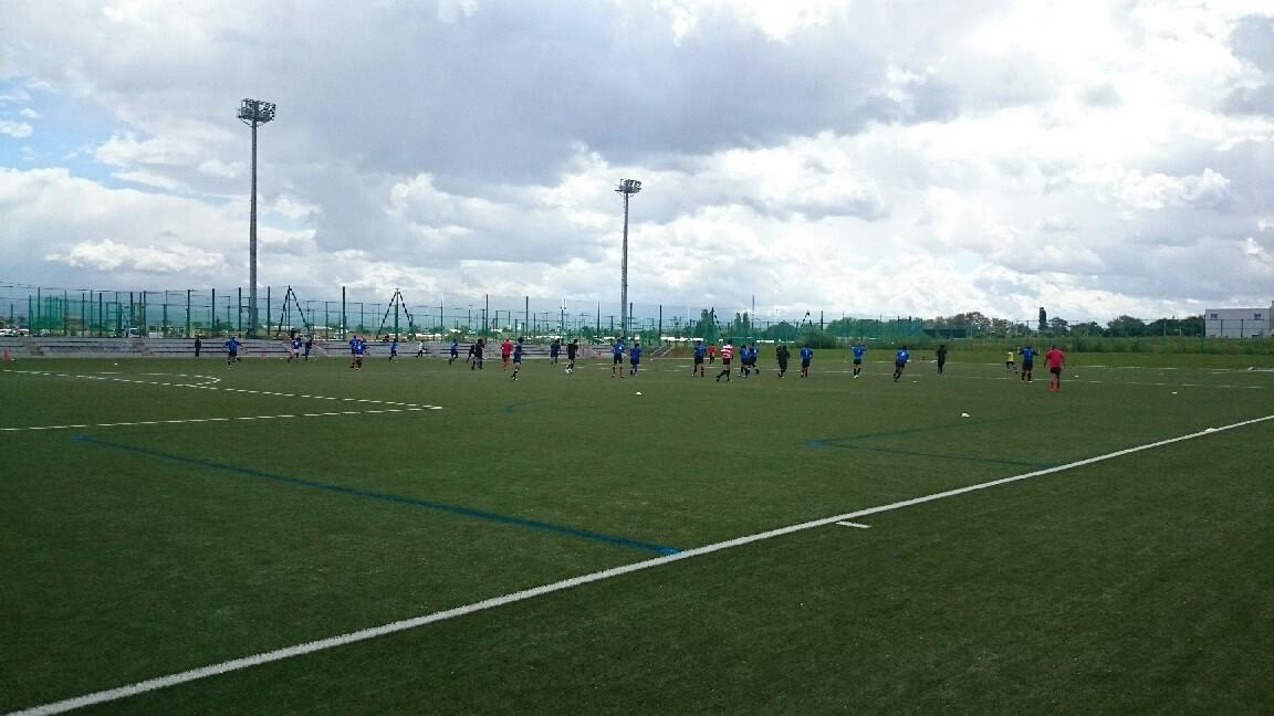札幌厚別と合同練習 - 旭川龍谷高校 ラグビーフットボール部