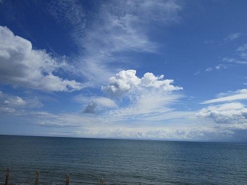 秋の雲が可愛い_c0327752_00051557.jpg