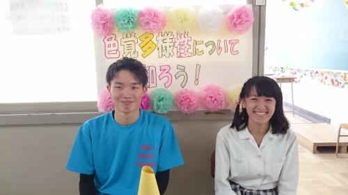 大坂市立東高等学校の文化祭_f0256164_10472698.jpg