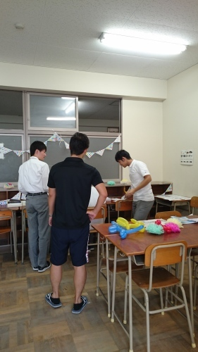 大坂市立東高等学校の文化祭_f0256164_10482628.jpg