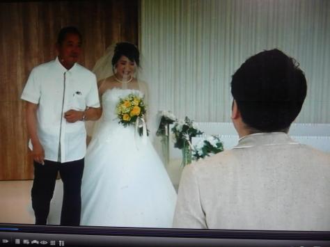 2018年9月21日 隼人の沖縄での結婚式と茨城つくば市での食事会  その8_d0249595_16383432.jpg
