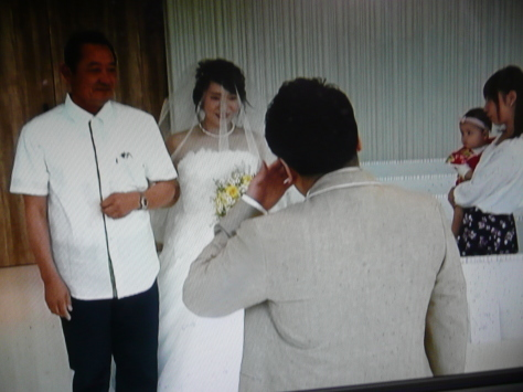 2018年9月21日 隼人の沖縄での結婚式と茨城つくば市での食事会  その8_d0249595_16423051.jpg