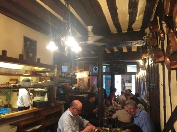 2018 8-9 ヨーロッパ買い付け後記2 パリ初日晩飯フランスのステーキ! 入荷ヴィンテージ、シルバーリング、シルバーブレスレット、シルバーバングル_f0180307_18421561.jpg