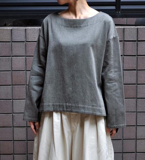 秋にお勧め、ペルー綿の刺子織アイテム / FACTORY_d0193211_19532142.jpg