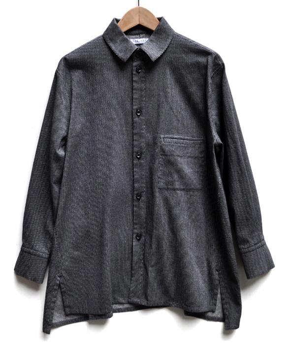 秋にお勧め、ペルー綿の刺子織アイテム / FACTORY_d0193211_1959259.jpg