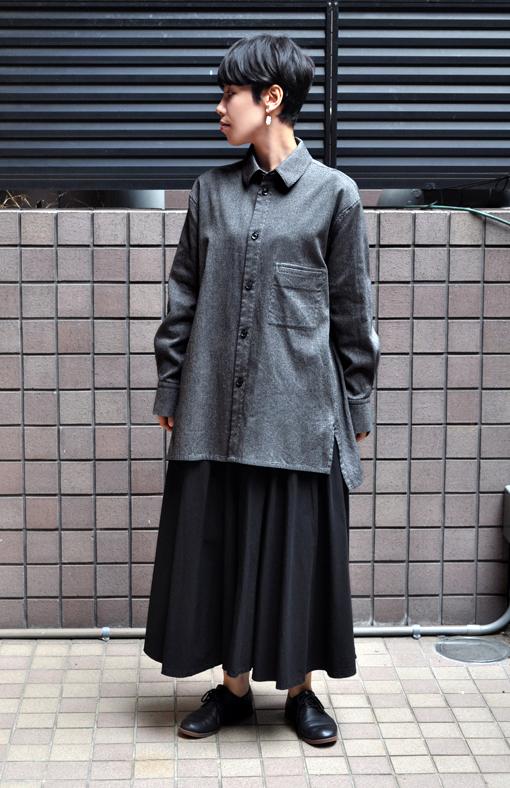 秋にお勧め、ペルー綿の刺子織アイテム / FACTORY_d0193211_2023870.jpg