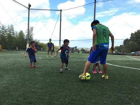 ゆるUNO 9/16(日) at UNOフットボールファーム_a0059812_16040331.jpg
