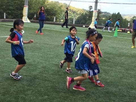 ゆるUNO 9/16(日) at UNOフットボールファーム_a0059812_16042411.jpg