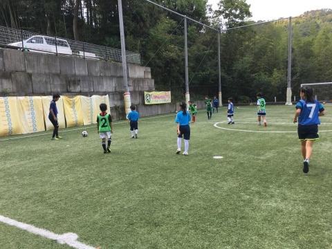 ゆるUNO 9/16(日) at UNOフットボールファーム_a0059812_16061827.jpg