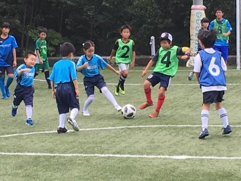 ゆるUNO 9/16(日) at UNOフットボールファーム_a0059812_16063497.jpg