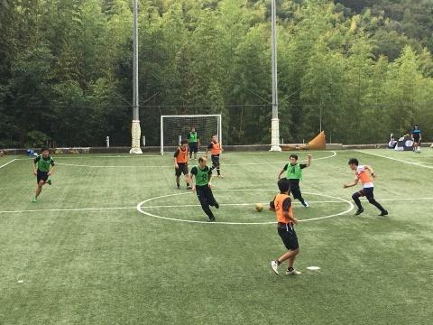 ゆるUNO 9/16(日) at UNOフットボールファーム_a0059812_16071875.jpg