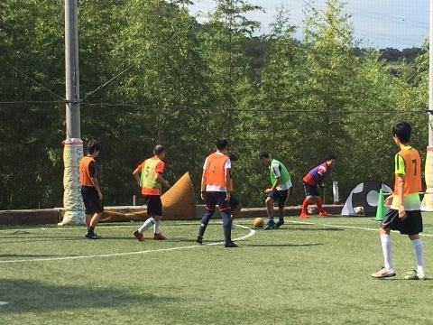 ゆるUNO 9/16(日) at UNOフットボールファーム_a0059812_16072260.jpg