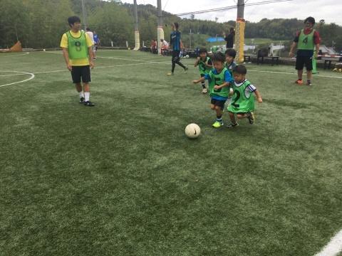 ゆるUNO 9/17(月・祝) at UNOフットボールファーム_a0059812_16492881.jpg