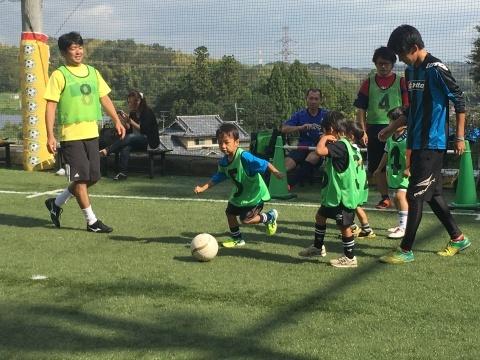 ゆるUNO 9/17(月・祝) at UNOフットボールファーム_a0059812_16493564.jpg