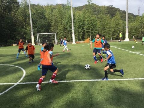 ゆるUNO 9/17(月・祝) at UNOフットボールファーム_a0059812_16500859.jpg