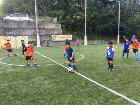 ゆるUNO 9/17(月・祝) at UNOフットボールファーム_a0059812_16501430.jpg