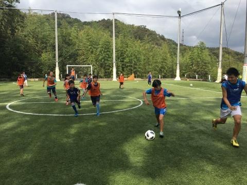 ゆるUNO 9/17(月・祝) at UNOフットボールファーム_a0059812_16502523.jpg