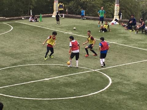 ゆるUNO 9/17(月・祝) at UNOフットボールファーム_a0059812_16512529.jpg