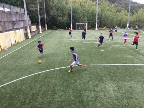 ゆるUNO 9/17(月・祝) at UNOフットボールファーム_a0059812_16513465.jpg