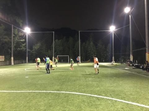 UNO 9/18(火) at UNOフットボールファーム_a0059812_17561865.jpg