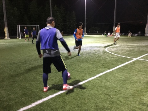 UNO 9/18(火) at UNOフットボールファーム_a0059812_17565270.jpg
