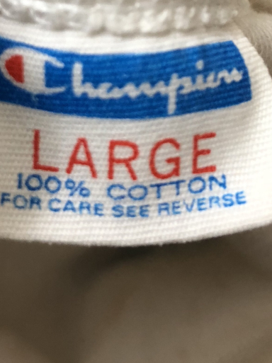 アメリカ仕入れ情報#47 70s チャンピオンBaseball Tシャツ!_c0144020_01004108.jpg