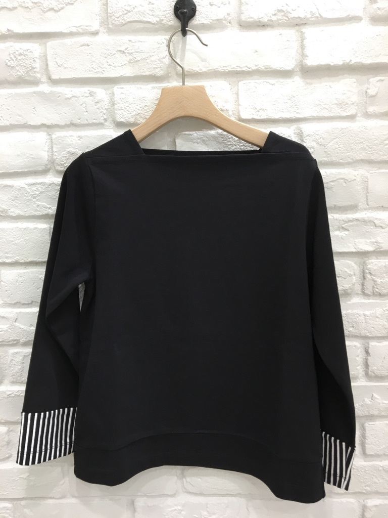 ▽ SQUARE NECK  CUT-AND-SEW▽_c0366330_18145745.jpg