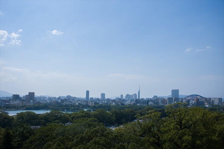 福岡旅行 舞鶴公園と大濠公園_e0170058_19265979.jpg