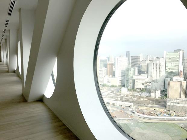 梅田スカイビル・空中庭園展望台開業25周年リニューアルの施工をさせていただきました!_f0300358_11185343.jpg