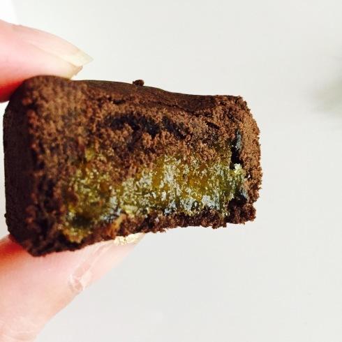 台北旅行 17 緑いっぱいのカフェ&チョコレートパイナップルケーキ@中山_f0054260_16033553.jpg