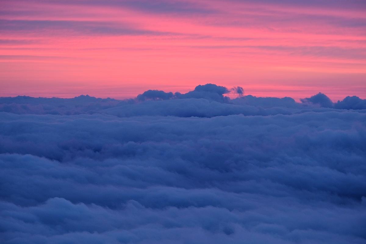 雲海の朝焼け_e0051186_20335601.jpg