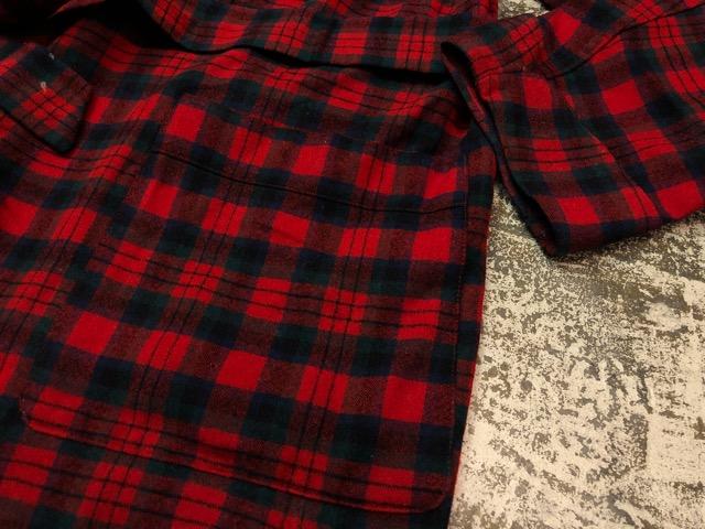 """9月22日(土)大阪店、冬物スーペリア入荷!!#2 \""""PENDLETON WOOLEN MILLS編! Blanket JKT!!(大阪アメ村店)_c0078587_18332190.jpg"""
