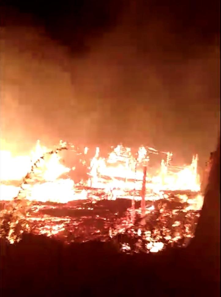 湖南省西部の山村で大火災発生、静岡在住の湖南出身者が支援呼びかけ_d0027795_11360212.jpg