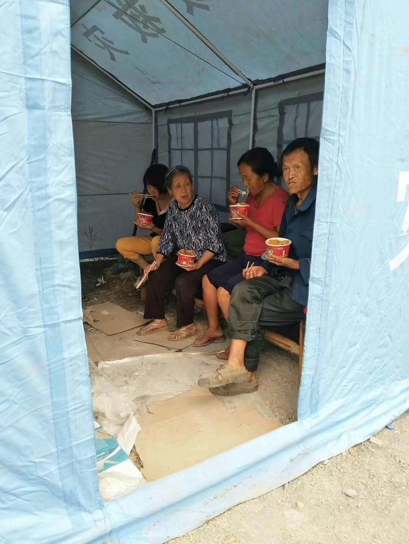 湖南省西部の山村で大火災発生、静岡在住の湖南出身者が支援呼びかけ_d0027795_11363593.jpg