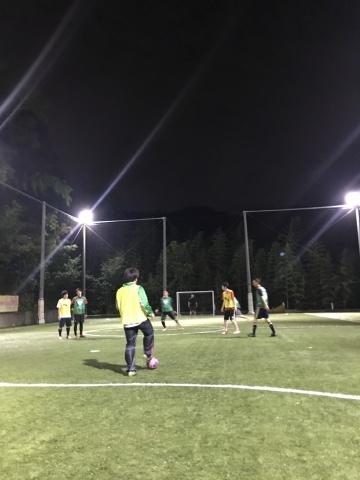 UNO 9/19(水) at UNOフットボールファーム_a0059812_17282372.jpg
