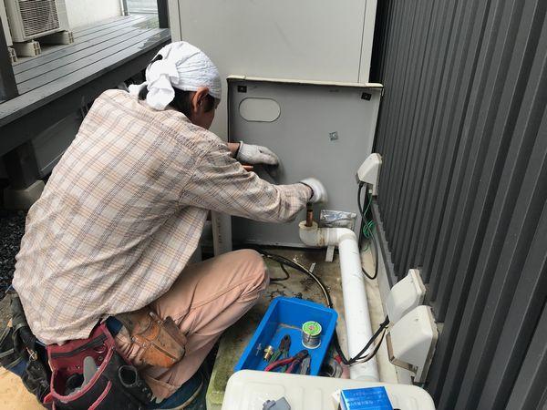 省エネ給湯器に交換。_b0131012_13052667.jpg