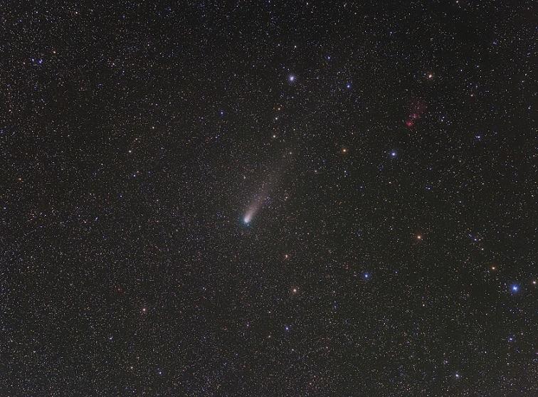 9月19日のジャコビニ・ツィナー彗星(P21)_e0344621_07415090.jpg