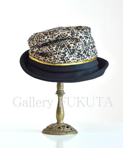 『秋冬の洋服と帽子』展開催中です。_c0161127_19205927.jpg
