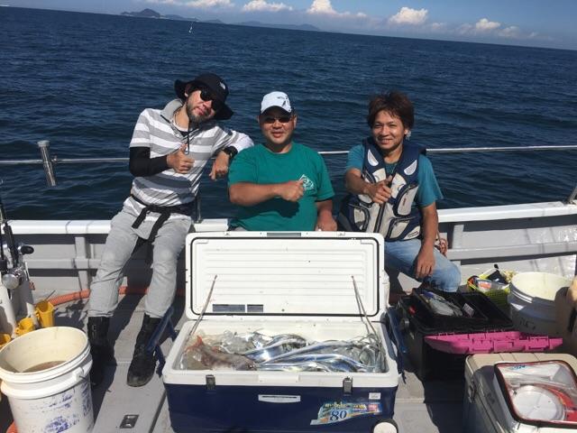 鳥羽太刀魚ジギング❕❕_e0212944_13284154.jpg