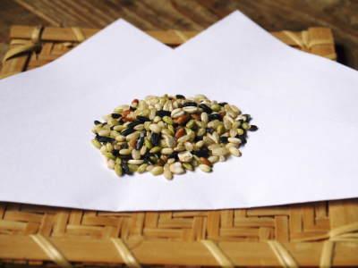 健康農園さんの無農薬栽培『雑穀米』『発芽玄米』大好評発売中!無農薬栽培のこだわりの様子!_a0254656_16403250.jpg