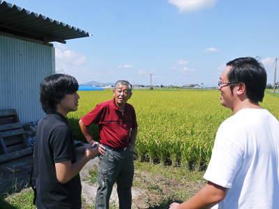 健康農園さんの無農薬栽培『雑穀米』『発芽玄米』売れてます!平成30年度の稲刈りはまもなくです!_a0254656_17534754.jpg